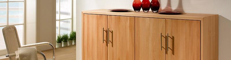kologische massivholz kommoden sideboards buche massiv purenature. Black Bedroom Furniture Sets. Home Design Ideas