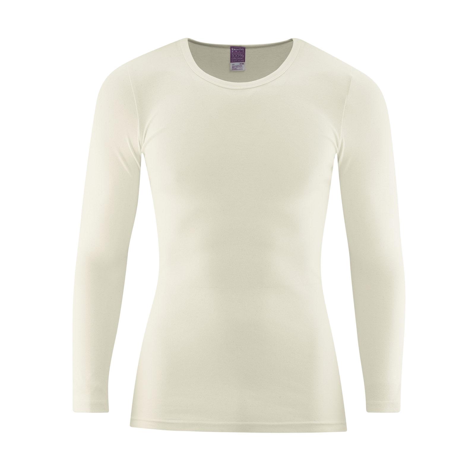 1660c65013c9f6 Living Crafts Longsleeve Shirt Herren aus Bio-Baumwolle - PureNature
