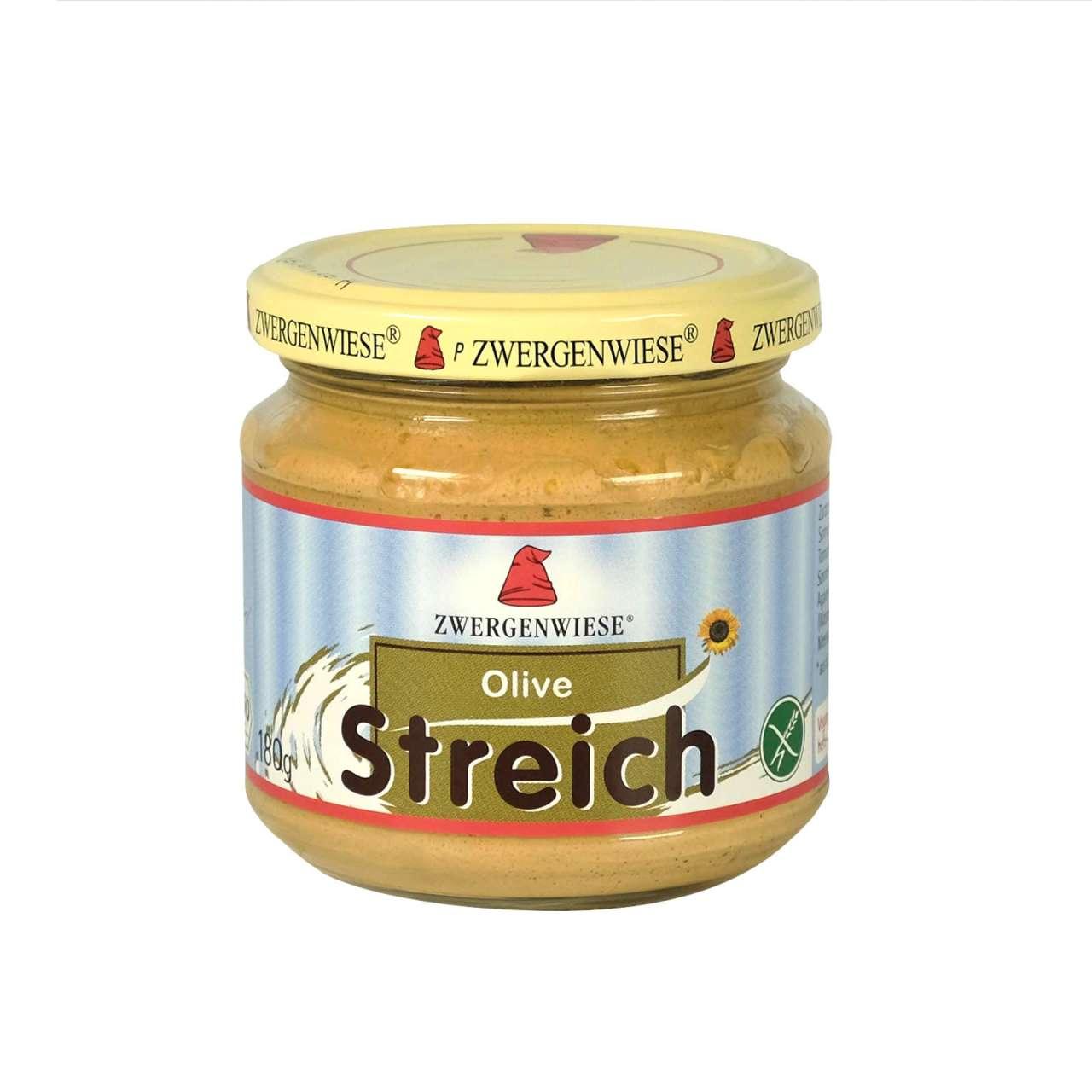 Angebotsbild für Olivenaufstrich - Mediterraner Zwergenwiese Aufstrich vegan von PureNature