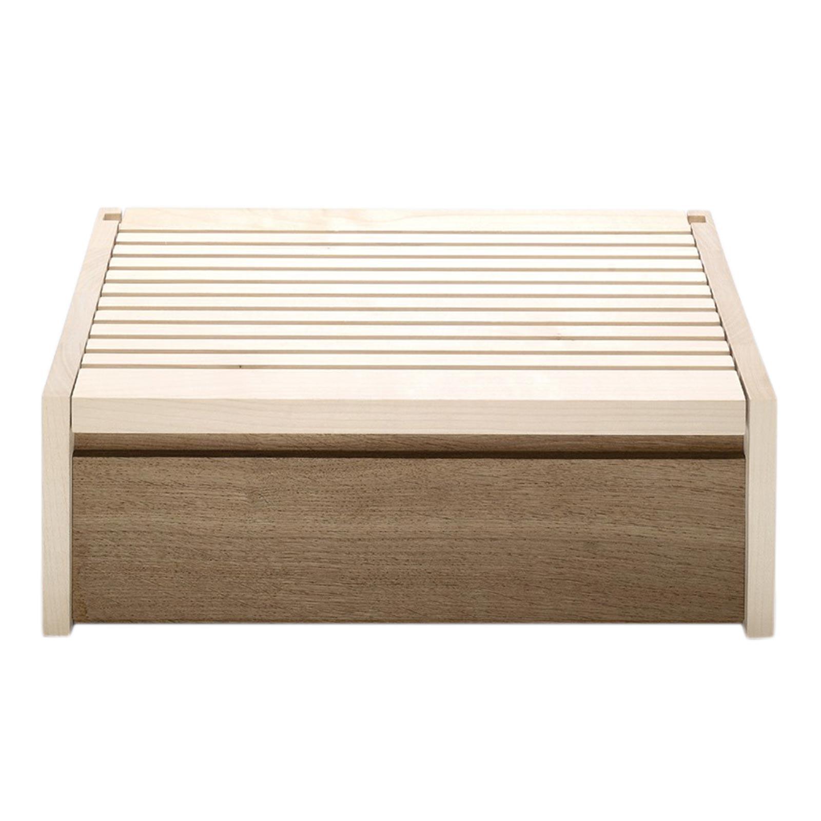 brotkasten aus holz kaufen bio und unbehandelt purenature. Black Bedroom Furniture Sets. Home Design Ideas