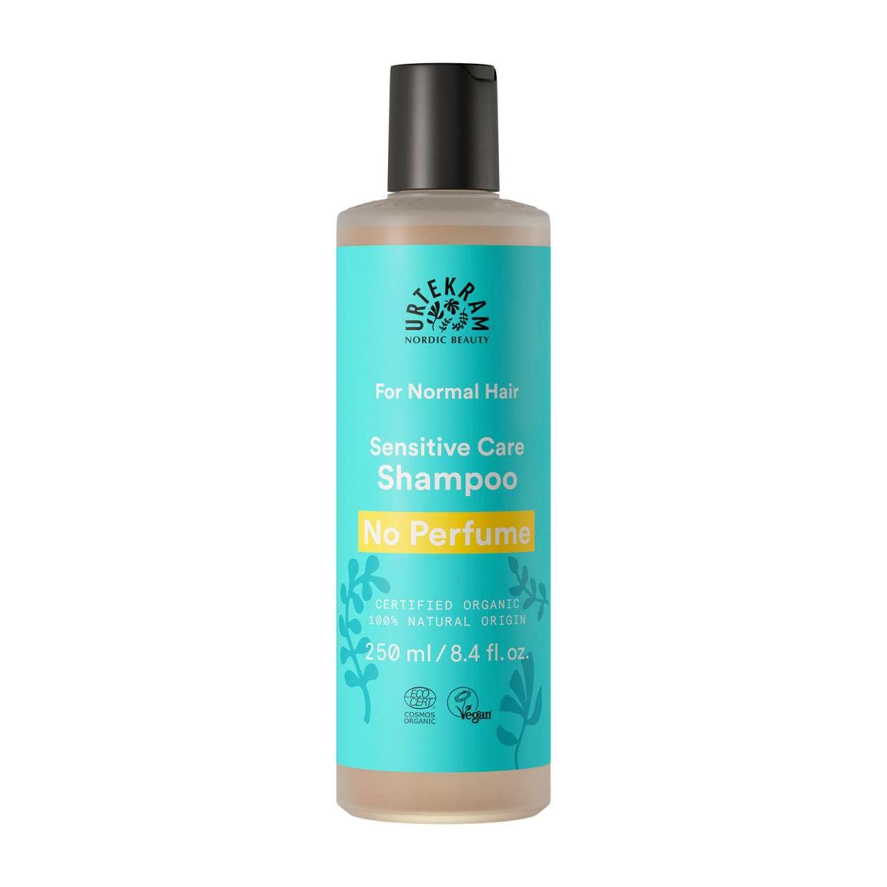 No Perfume Naturkosmetik: Shampoo ohne Silikone