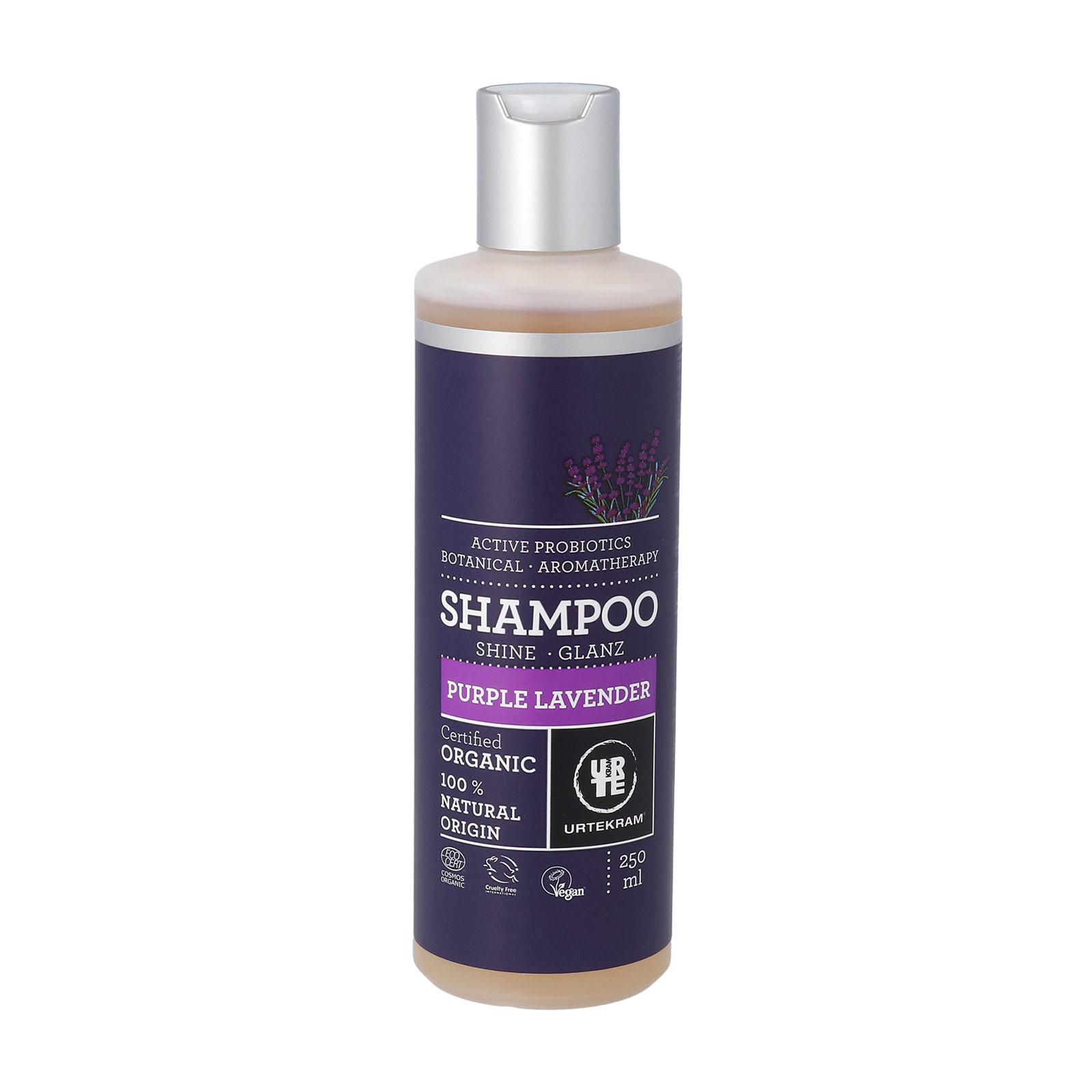 Lavendel Shampoo Bei Juckender Kopfhaut Von Urtekram Kaufen Purenature