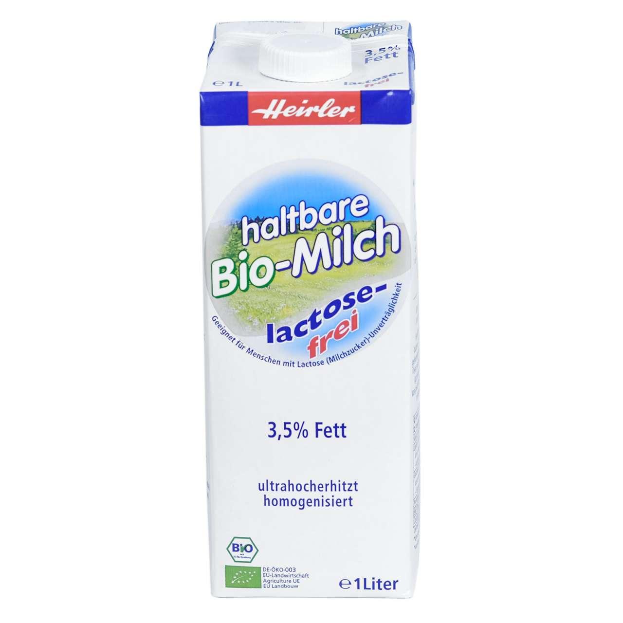 Bild für Bio Milch laktosefrei online kaufen & pur oder mit Kakao genießen