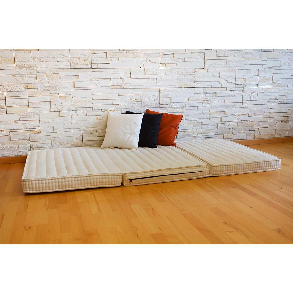 purenature kapok matratze klappbar vegan umweltfreundlich purenature. Black Bedroom Furniture Sets. Home Design Ideas