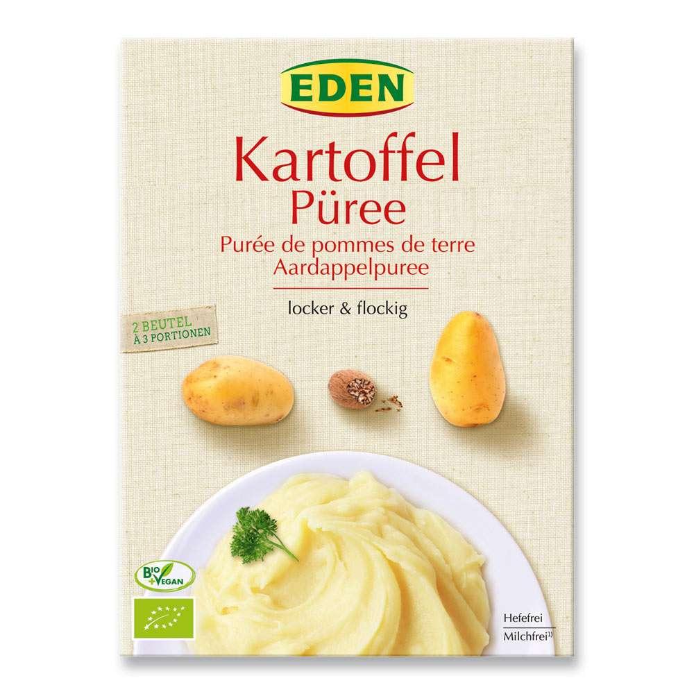 Bild für Bio Kartoffelpüree ohne Zusatzstoffe online kaufen, fettarm
