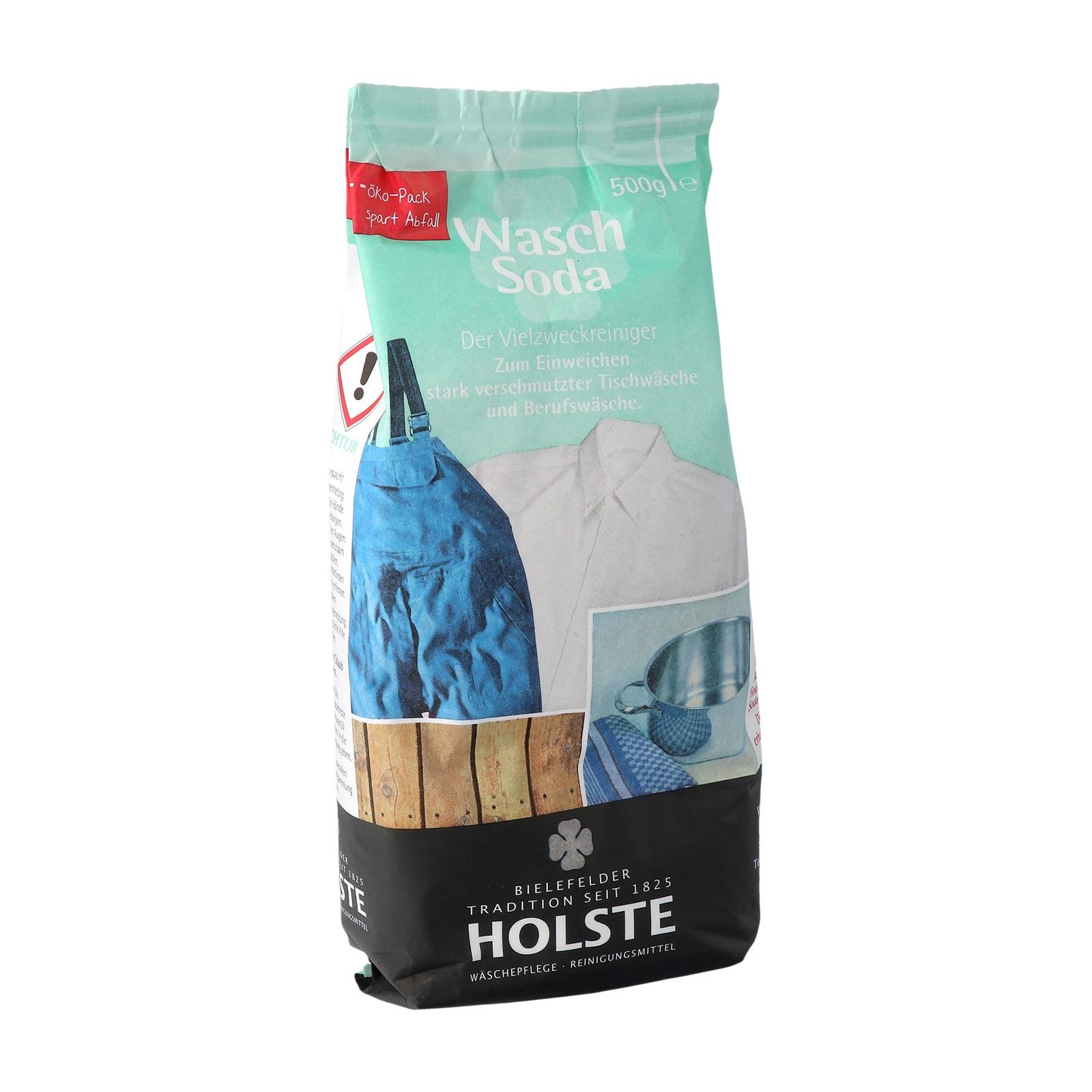 Waschsoda für weiße Wäsche von Holste online kaufen - PureNature