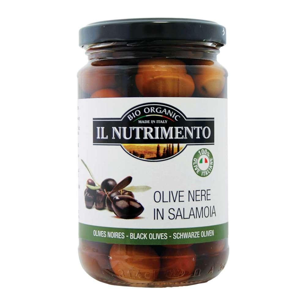 Schwarze Frische Oliven In Salzlake Online Bestellen