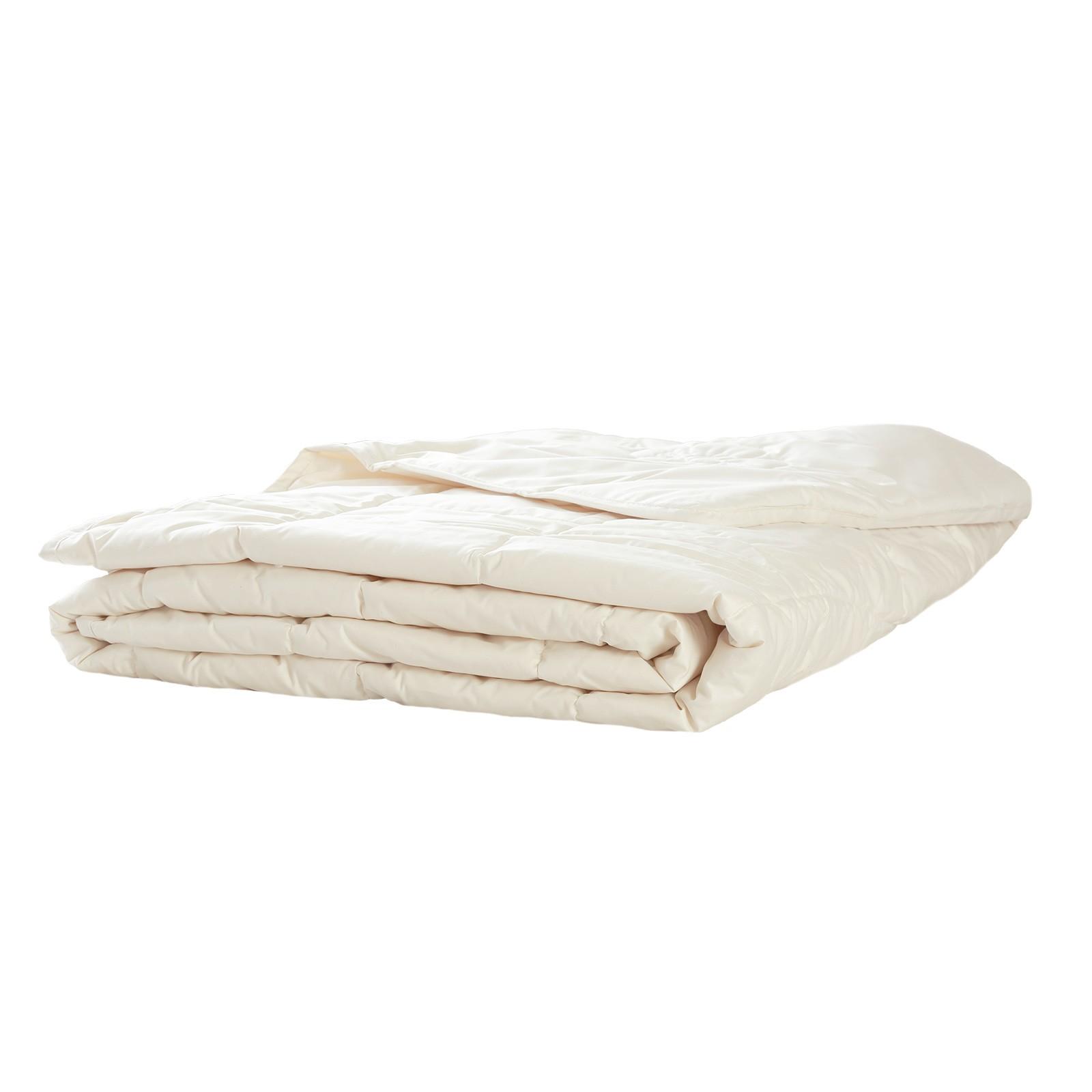 Leichte Sommer Bettdecke Baumwolle Leinen kühlt angenehm